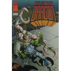 THE SAVAGE DRAGON Núm 13