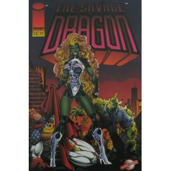 THE SAVAGE DRAGON Núm 15