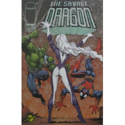 THE SAVAGE DRAGON Núm 16