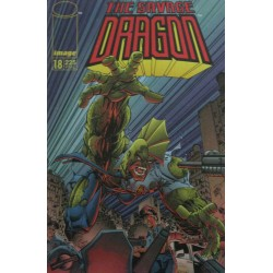 THE SAVAGE DRAGON Núm 18