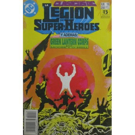 CLÁSICOS DC Núm 18: LA LEGIÓN DE SUPER-HEROES