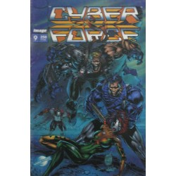 CYBER FORCE Núm 9