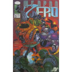 WEAPON ZERO Núm 3