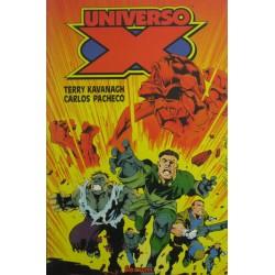 UNIVERSO X. LA ERA DE APOCALIPSIS
