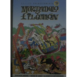 MORTADELO Y FILEMÓN Núm. 33.