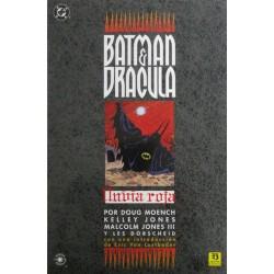 BATMAN Y DRÁCULA: LLUVIA ROJA