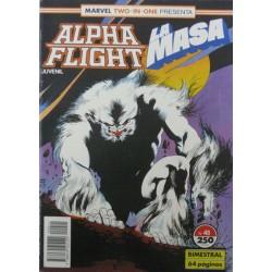 ALPHA FLIGHT/ LA MASA Núm 41