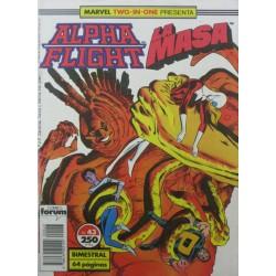 ALPHA FLIGHT/ LA MASA Núm 43