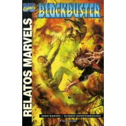 RELATOS MARVELS: BLOCKBUSTER