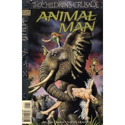 THE CHILDREN'S CRUSADE: ANIMAL MAN Núm 1