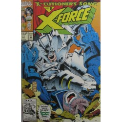 X-FORCE VOL 1 Núm 17