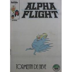 ALPHA FLIGHT Núm 5