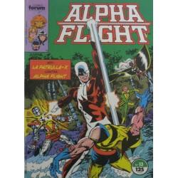 ALPHA FLIGHT Núm 13