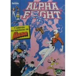 ALPHA FLIGHT Núm 31