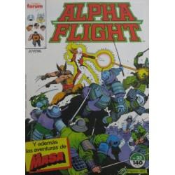 ALPHA FLIGHT Núm 33