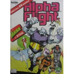 ALPHA FLIGHT Núm 35