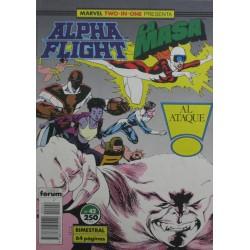 ALPHA FLIGHT/ LA MASA Núm 42