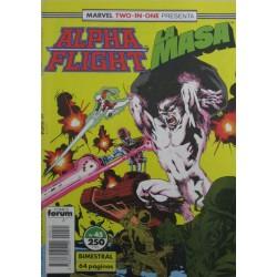 ALPHA FLIGHT/ LA MASA Núm 45