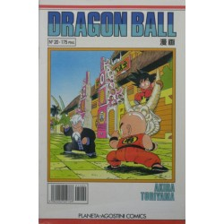 DRAGON BALL Núm 20