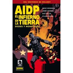 AIDP Núm 17: EL INFIERNO EN LA TIERRA 2