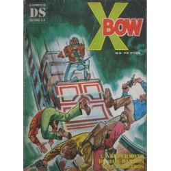 """X BOW Núm 6 """"LA SUPERMOTO DE LOS DARDOS TELEDIRIGIDOS"""""""