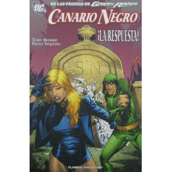 CANARIO NEGRO: ¡LA RESPUESTA!