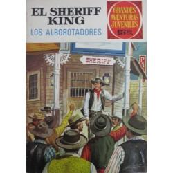 EL SHERIFF KING Núm 36: LOS ALBOROTADORES