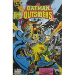 BATMAN Y LOS OUTSIDERS Núm 16