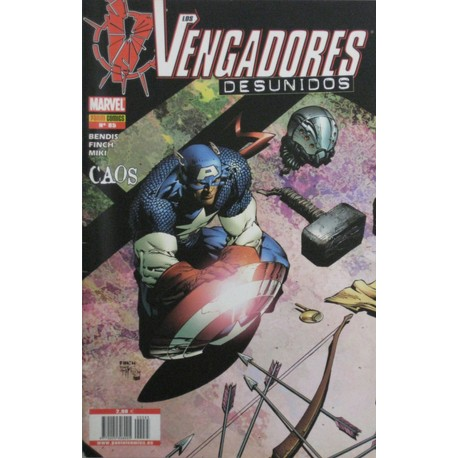 LOS VENGADORES Núm 85