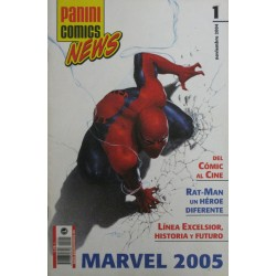PANINI COMICS NEWS Núm 1