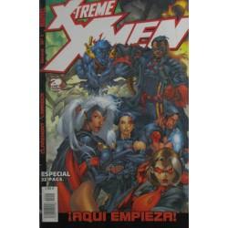 X-TREME X-MEN Núm 1