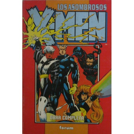 LOS ASOMBROSOS X-MEN. LA ERA DE APOCALIPSIS. REATAPADO