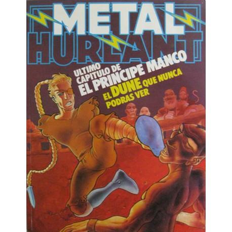 METAL HURLANT Núm 33