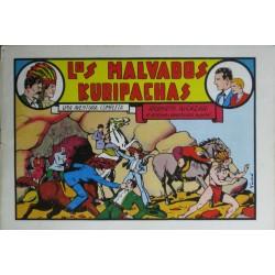 ROBERTO ALCÁZAR Y PEDRÍN Núm 21: LOS MALVADOS KURIPACHAS