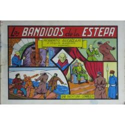 ROBERTO ALCÁZAR Y PEDRÍN Núm 29: LOS BANDIDOS DE LA ESTEPA
