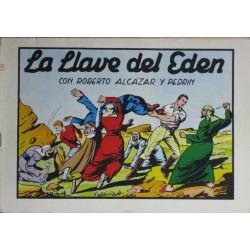 ROBERTO ALCÁZAR Y PEDRÍN Núm 65: LA LLAVE DEL EDÉN