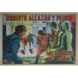 ROBERTO ALCÁZAR Y PEDRÍN Núm 964: LOS DIAMANTES DEL BUDA