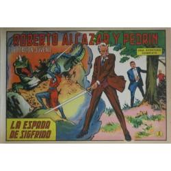 ROBERTO ALCÁZAR Y PEDRÍN Núm 980: LA ESPADA DE SIGFRIDO