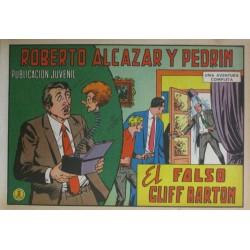 ROBERTO ALCÁZAR Y PEDRÍN Núm 983. EL FALSO CLIFF BARTON