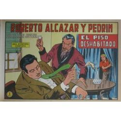 ROBERTO ALCÁZAR Y PEDRÍN Núm 988. EL PISO DESHABITADO