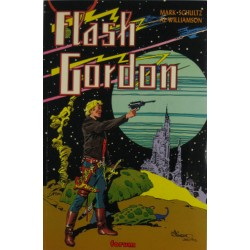 "FLASH GORDON. "" REGRESO A MONGO""."