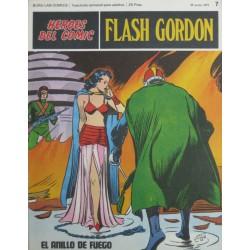 FLASH GORDON Núm 7