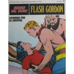 FLASH GORDON Núm 8