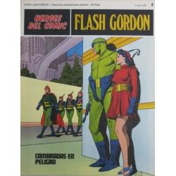 FLASH GORDON Núm 9