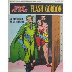 FLASH GORDON Núm 10