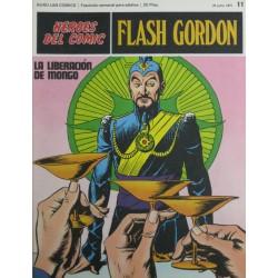 FLASH GORDON Núm 11