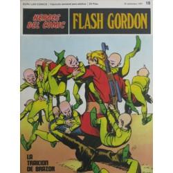 FLASH GORDON Núm 18