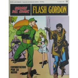 FLASH GORDON Núm 22