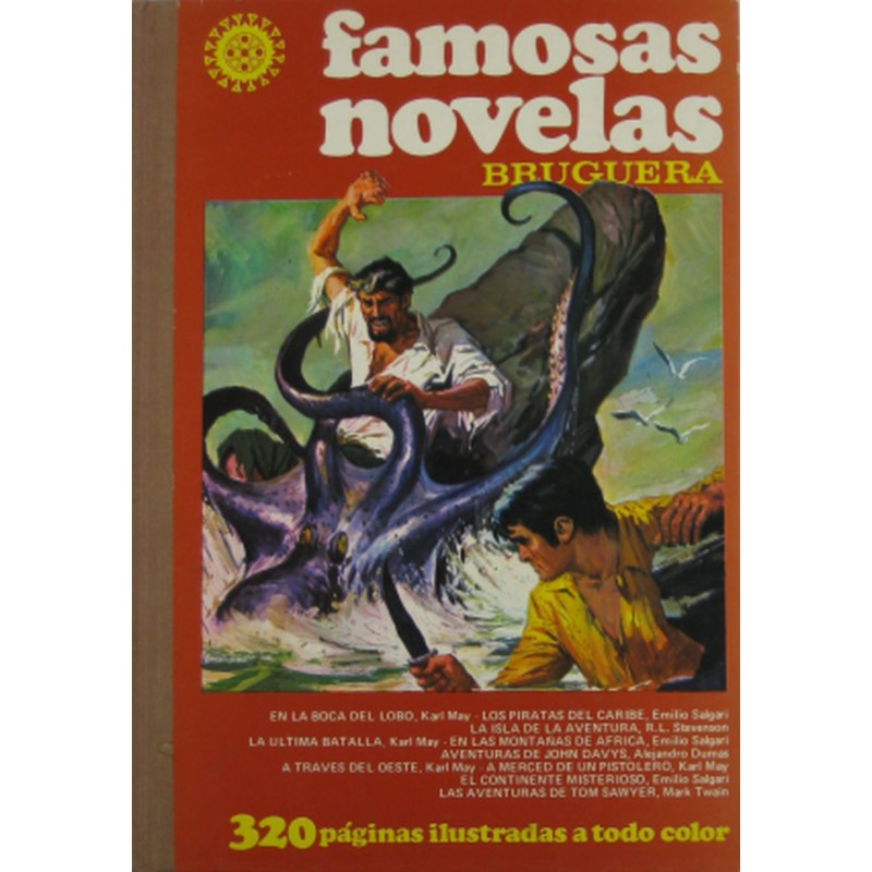 49aae26ef FAMOSAS NOVELAS VOLUMEN XIV.