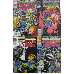 SPIDERMAN/ NEW WARRIORS: FUERZAS DE LA OSCURIDAD. COMPLETA